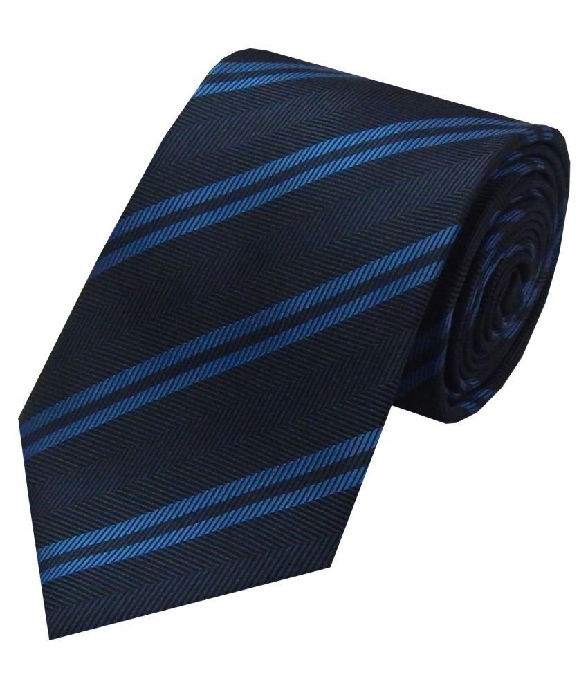 Navaksha Black Party Necktie