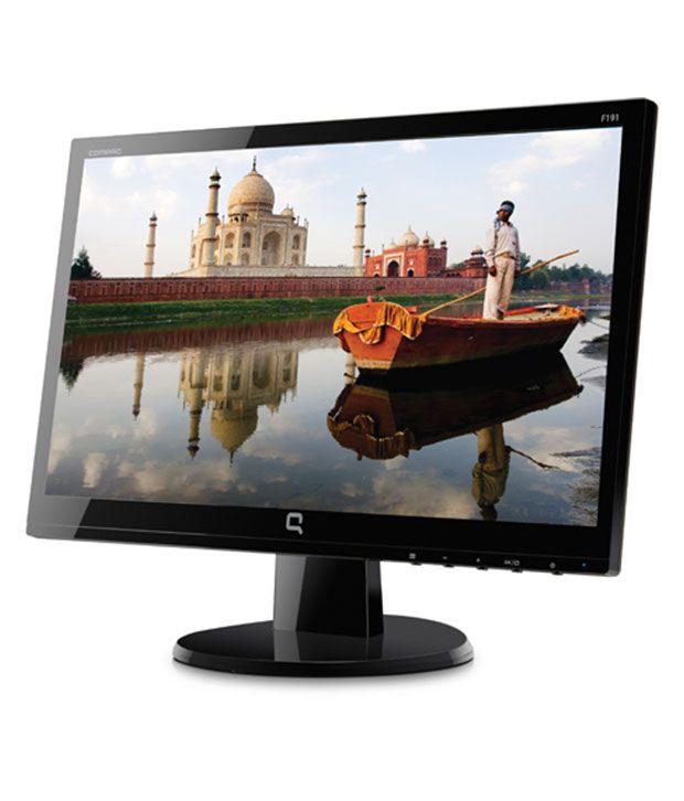COMPAQ compaq b191 47 cm(18.5) HD LED Monitor