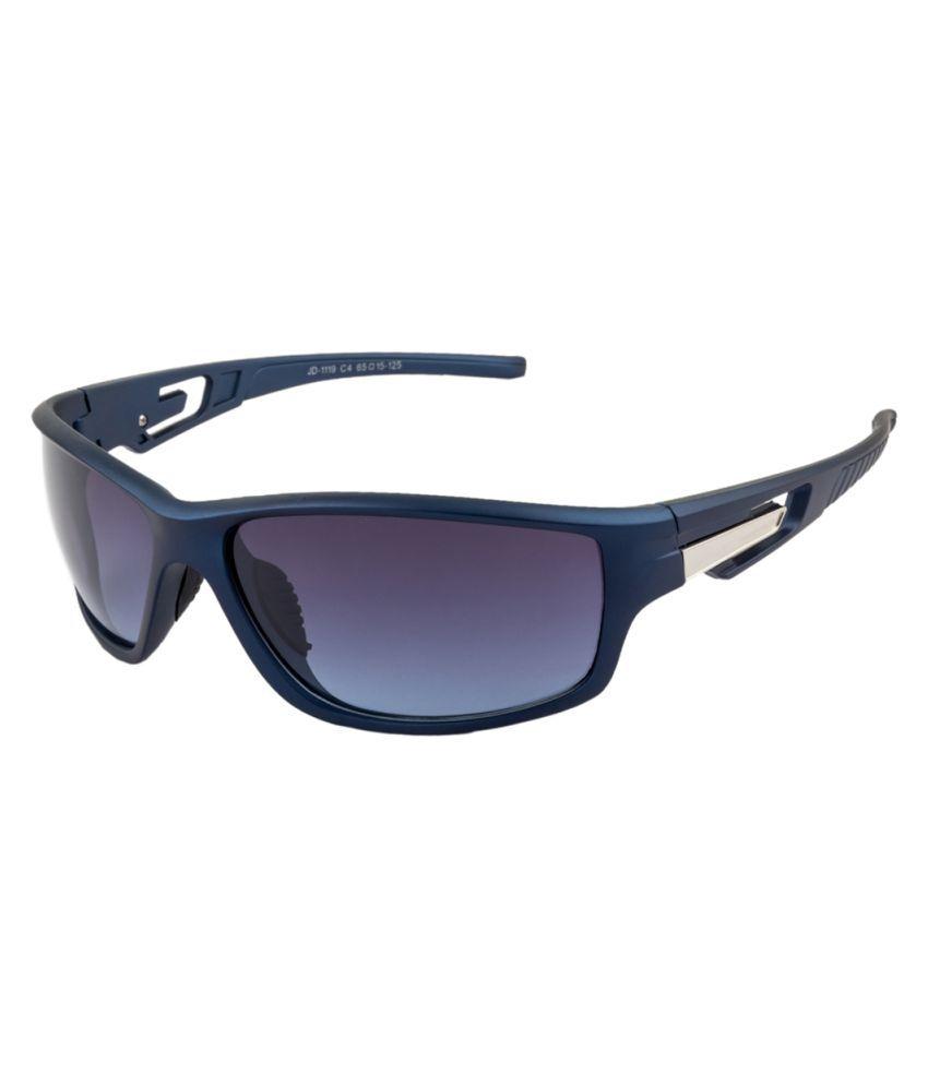 Jordan Purple Wrap Around Sunglasses ( 4519-C4 )