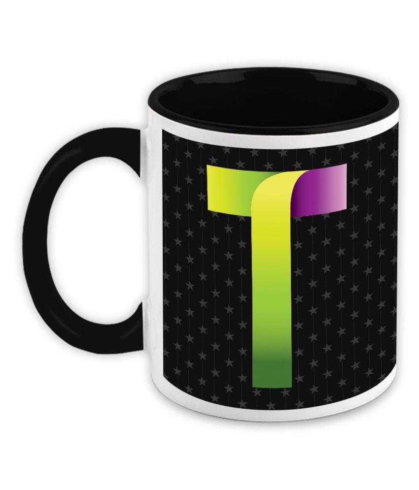 HomeSoGood Ceramic Coffee Mug 1 Pcs 325 ml