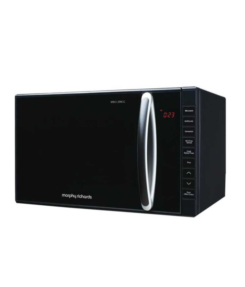 Morphy Richards 23 Litres MWO 23 MCG Convection Oven (Black)