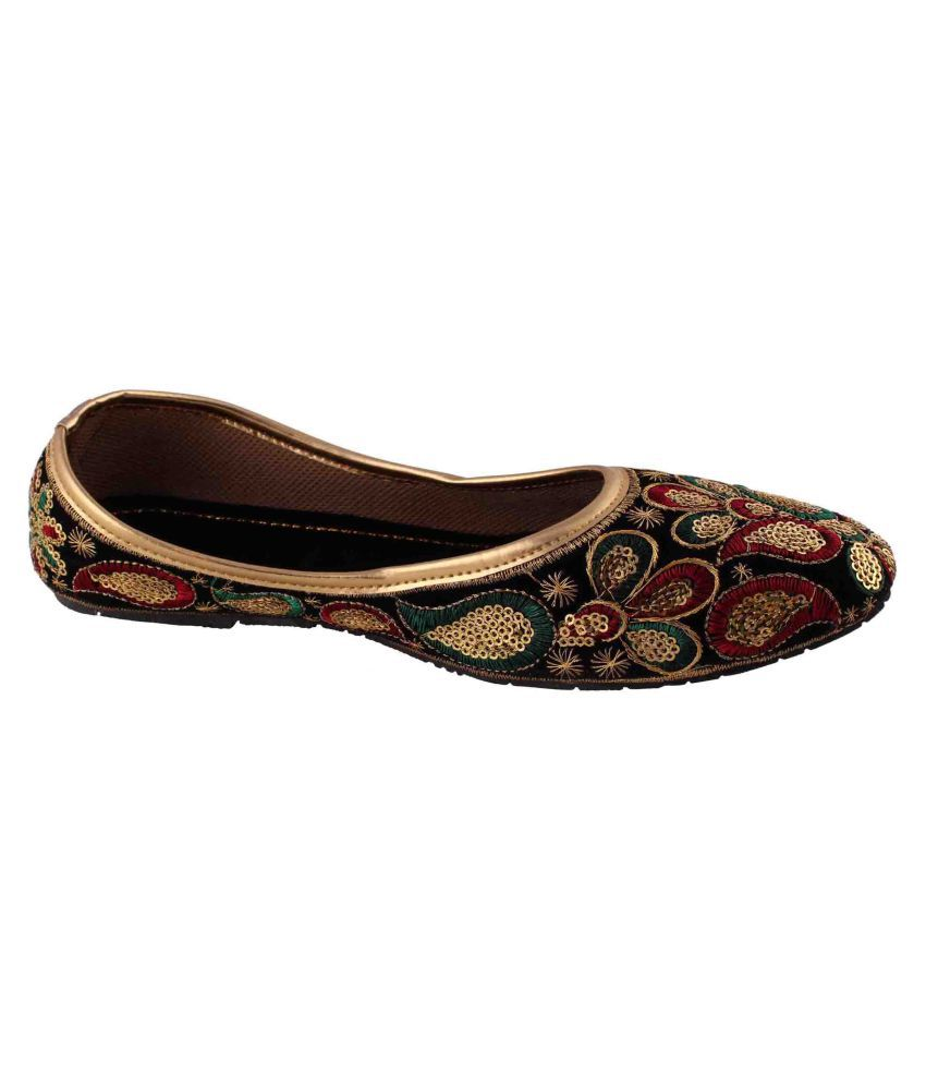 Neerupam Collection Multi Color Flat Flats