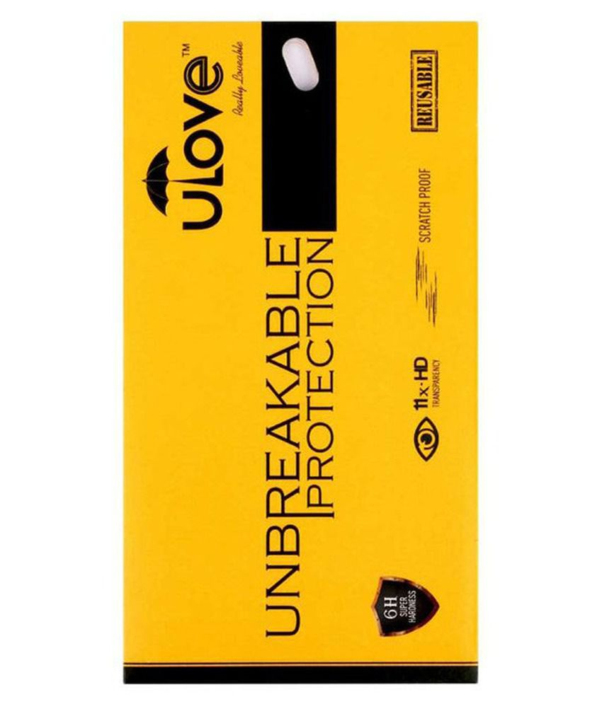 Samsung Galaxy NOTE 5 Tempered Glass Screen Guard By Ulove
