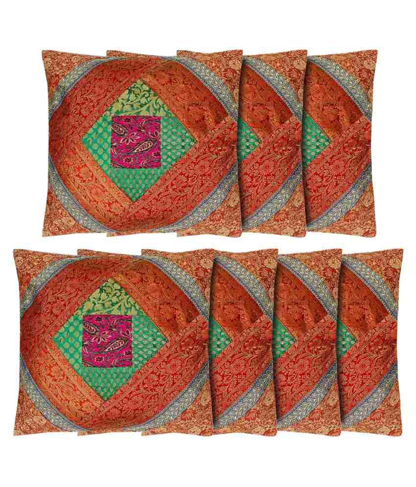 Niremo Set of 7 Cotton Cushion Covers