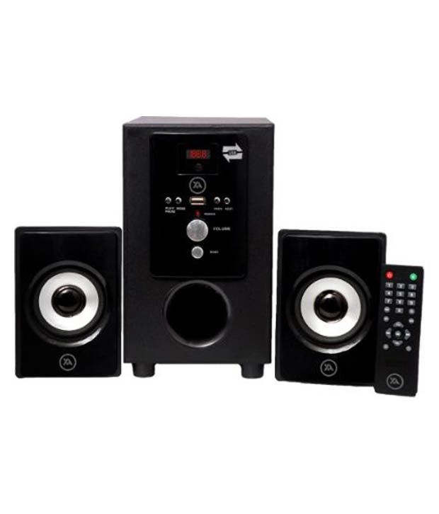 Xander Audios XA-259 2.1 Multimedia Speakers