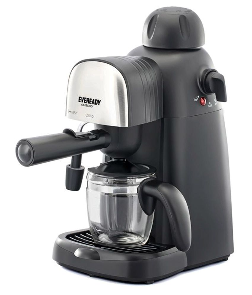 Eveready CM3500 800W Espresso Coffee Maker