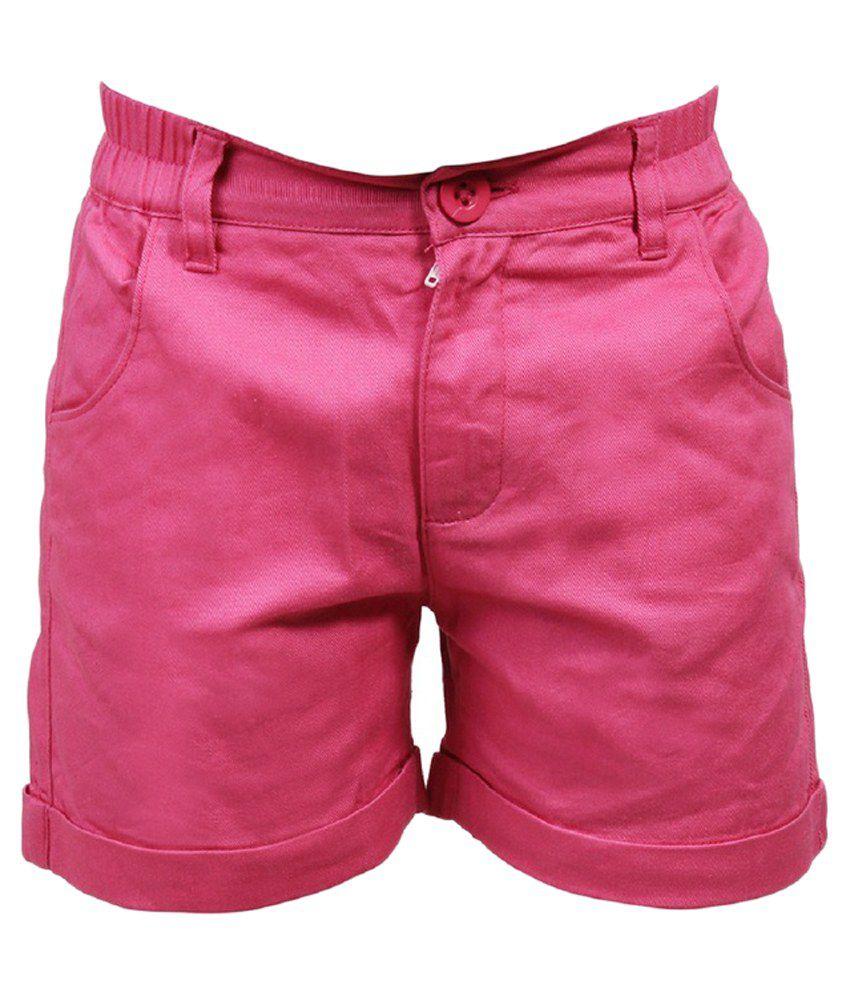 Trmpi Pink Hot Pant