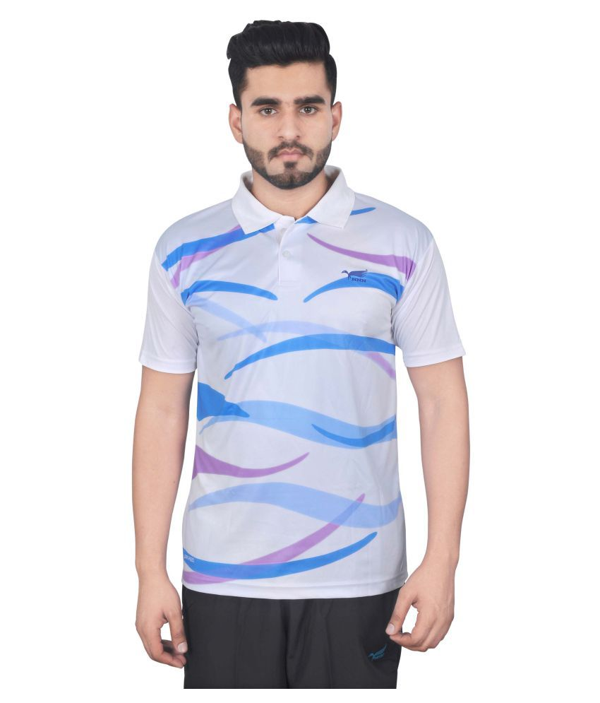 NNN Multicolour Polo T-shirt for Men