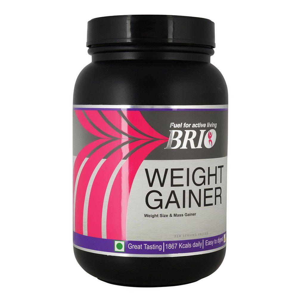 Brio Nutrition weight gainer 1.5 kg Weight Gainer Powder
