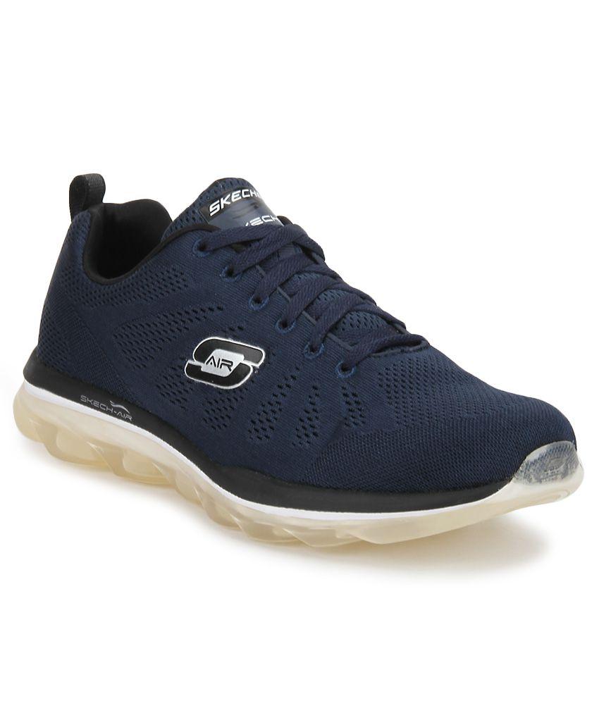 Skech-Air - Game Changer- Navy Black sneakers