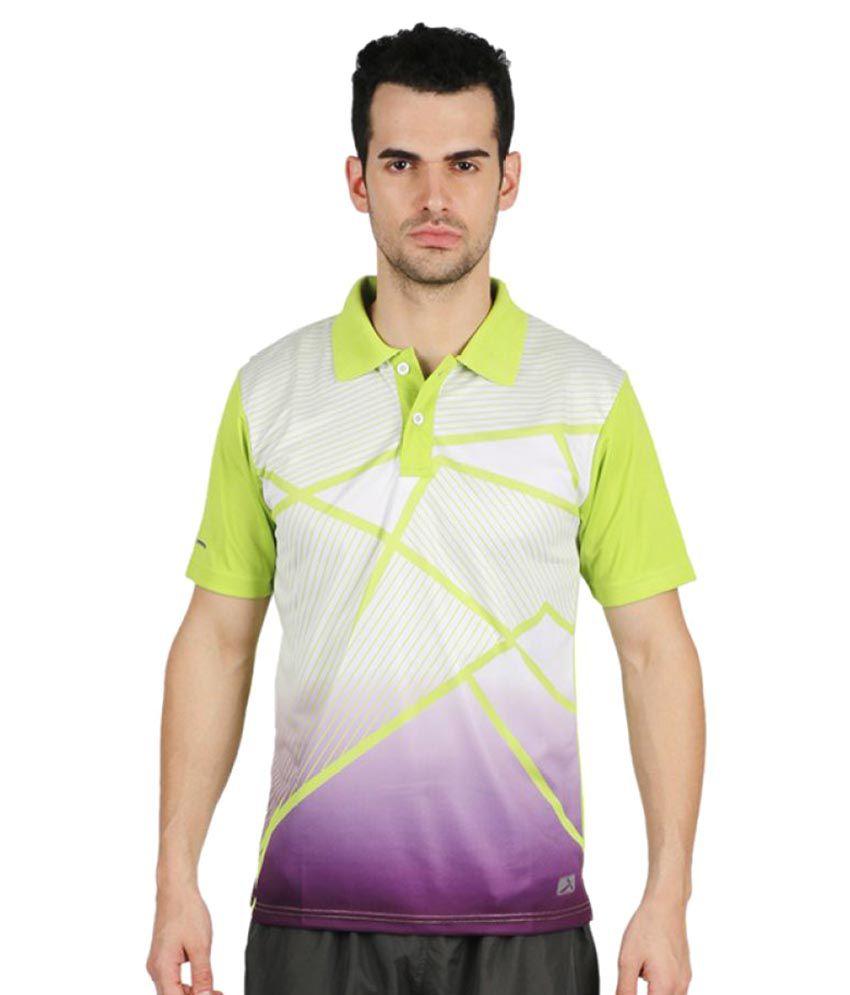 Vector X Multicolor Polo T-Shirt