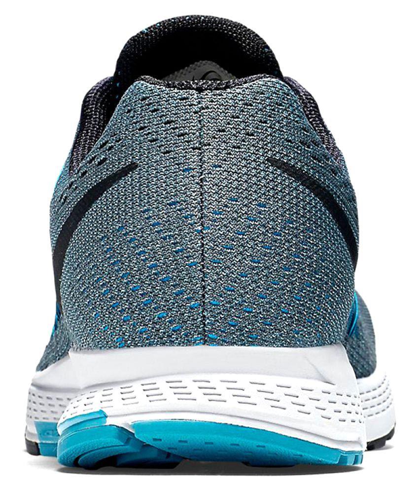 ... Nike NX-NI_749340-004_9 Gray Running Shoes ...