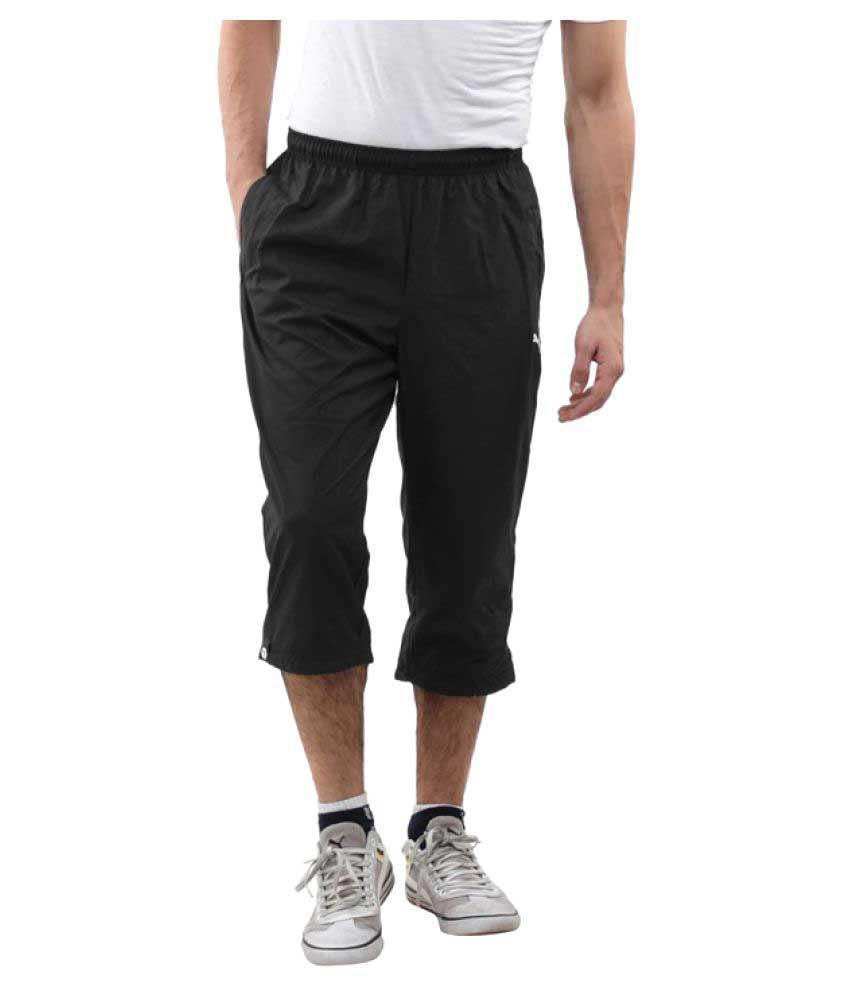 Puma Black Bottomwear