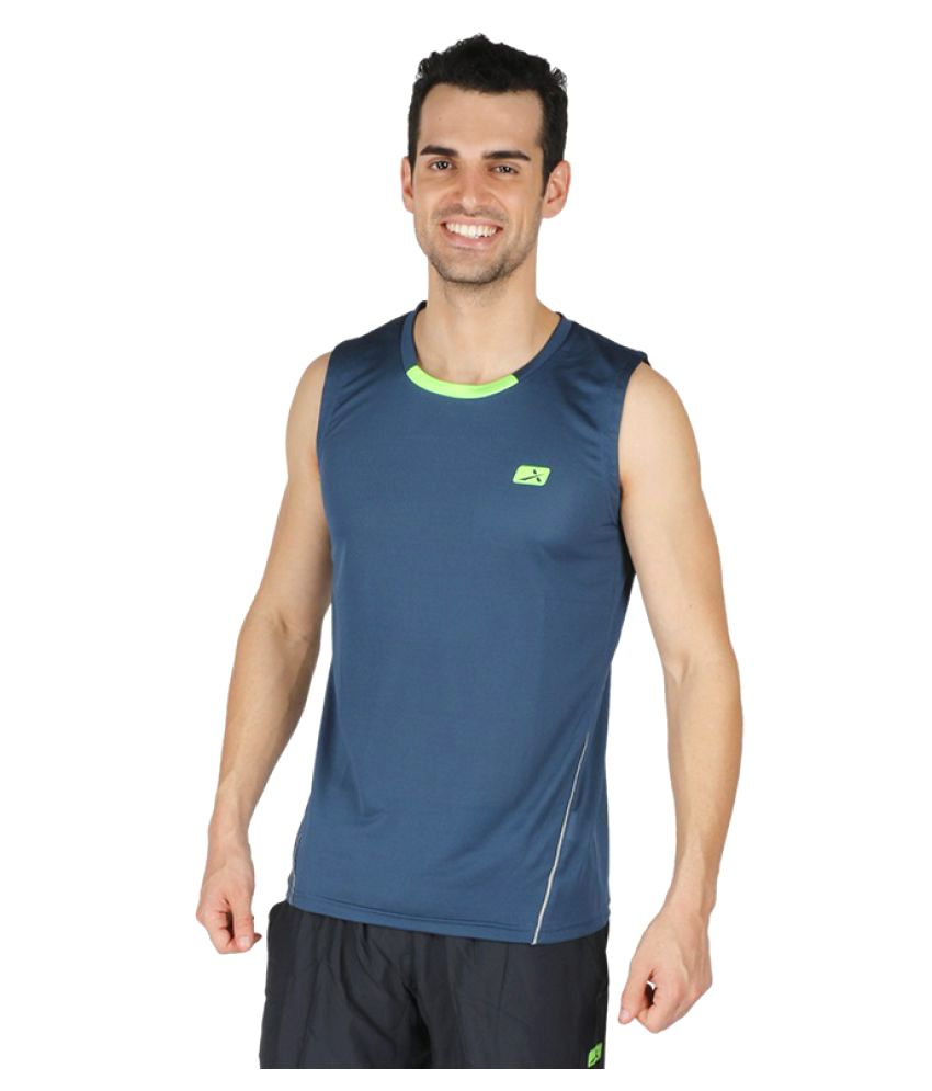 Vector X Blue T-Shirt
