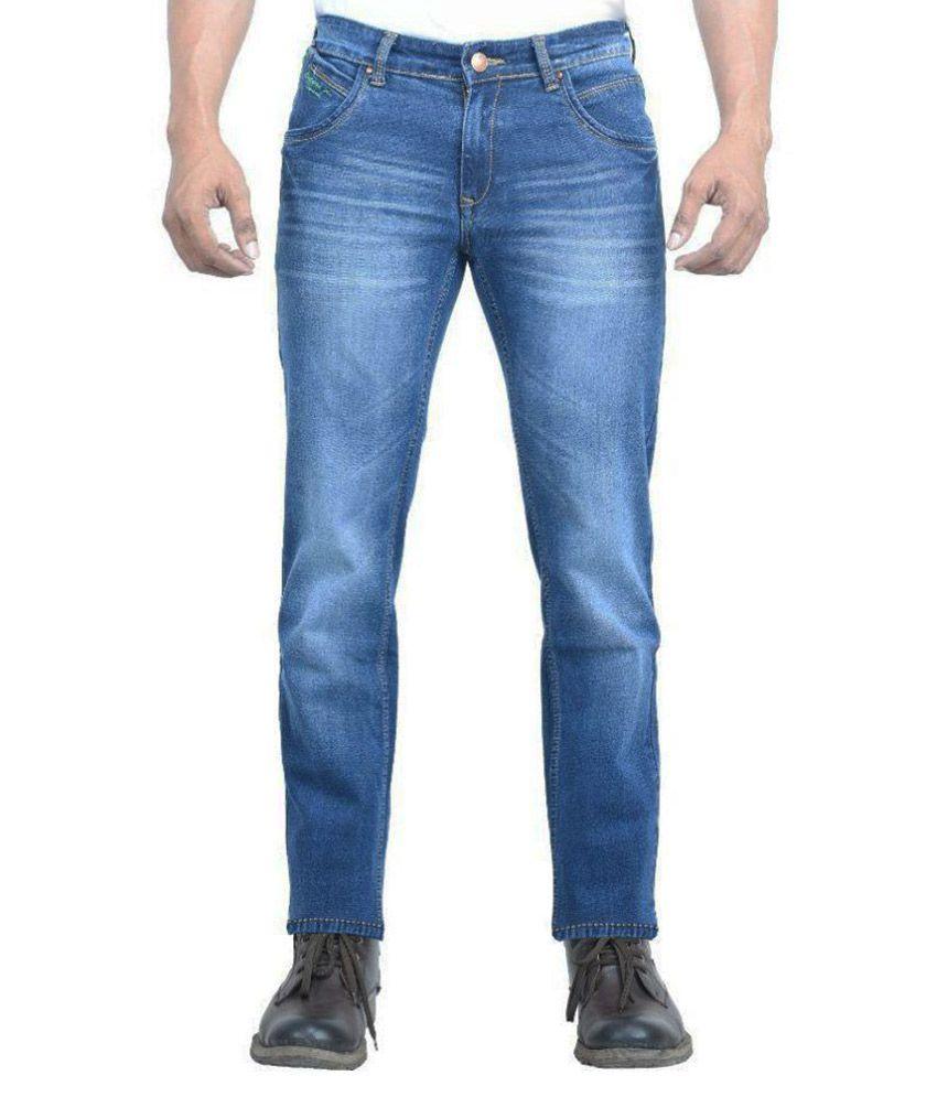 Concord Blue Slim Faded