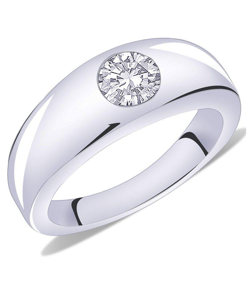 Peora 92.5 Silver Ring