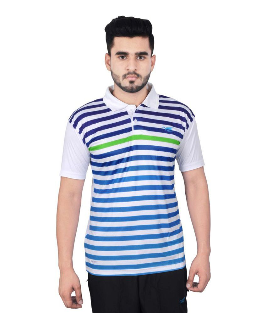 NNN Multicolour Half Sleeves Dry Fit Men's T-shirt