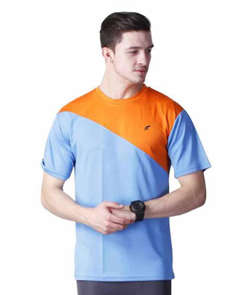 Flingr Blue T-Shirt