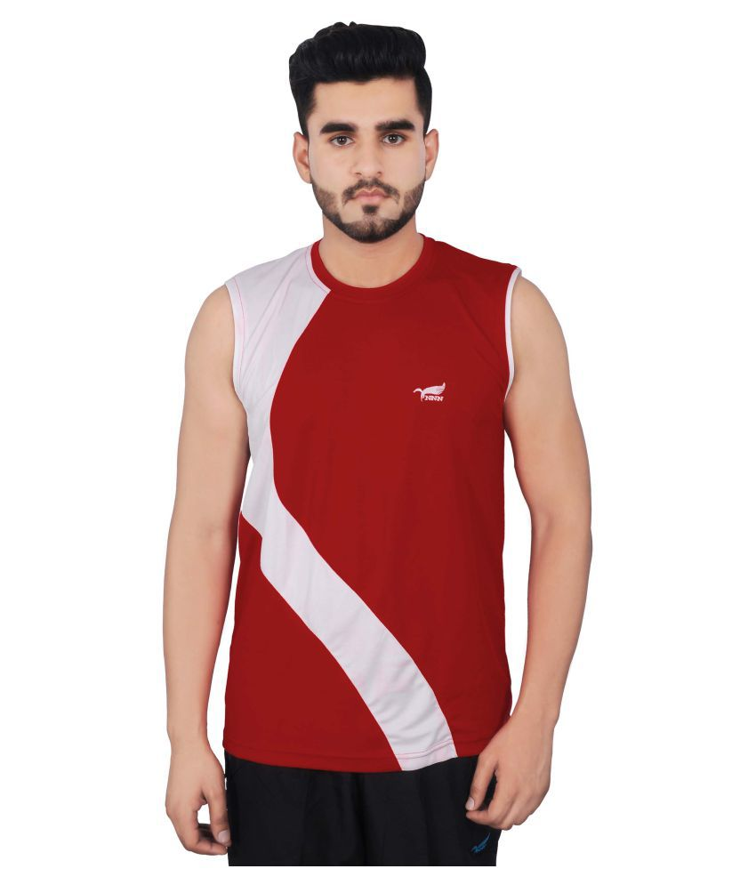 NNN Men's Red T-shirt