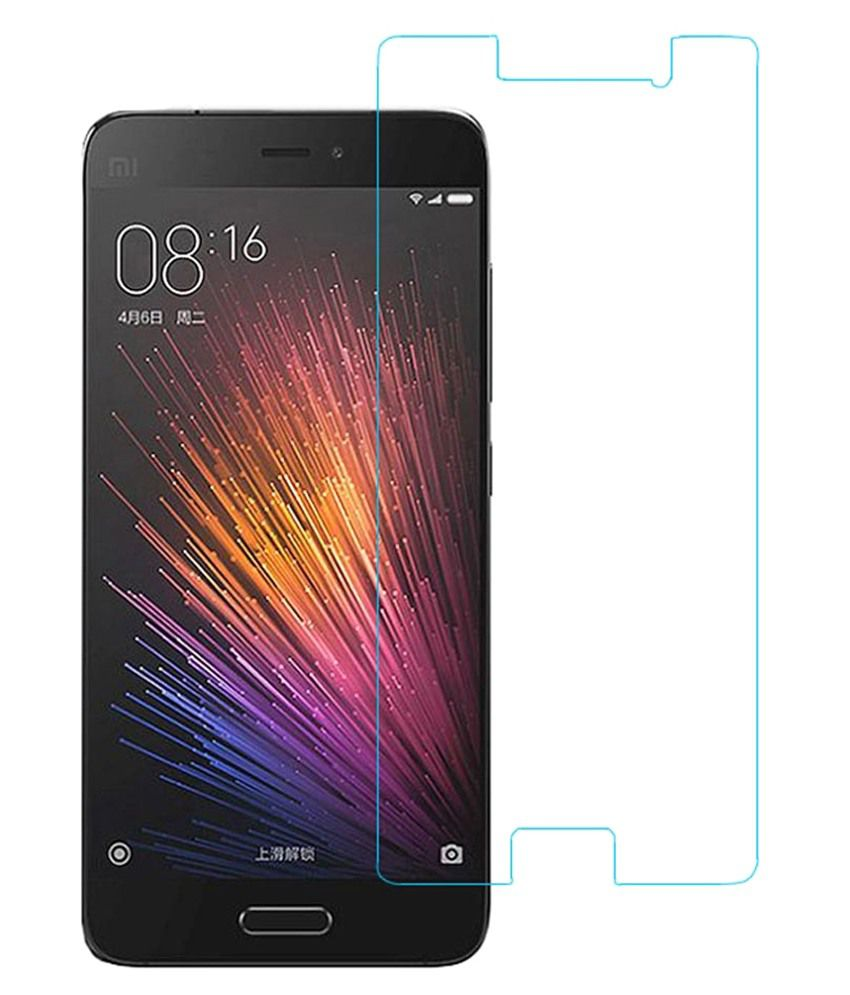 Xiaomi Mi5 Tempered Glass Screen Guard By Shield Plus
