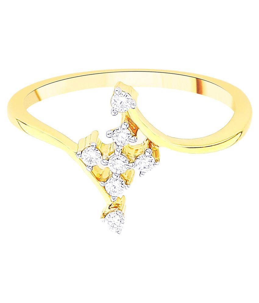 Rivaaz 18k Gold Ring