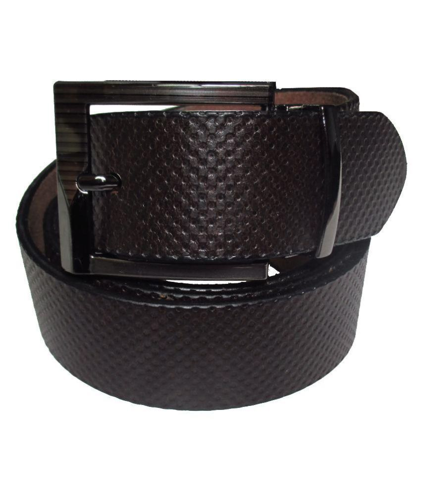 Sukhanand Distributers Brown Leather Casual Belts