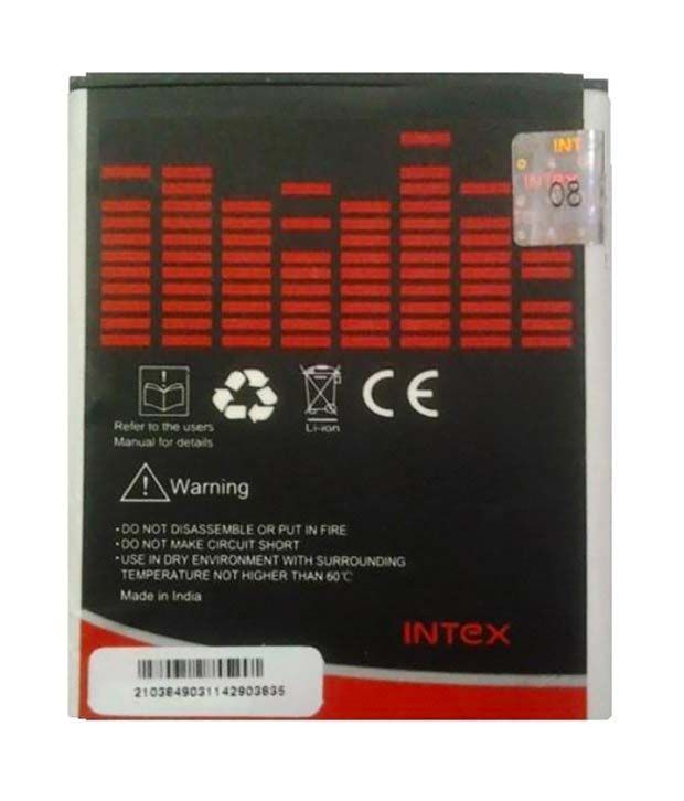 Intex 1500mAh Battery (For Intex Cloud Champ)