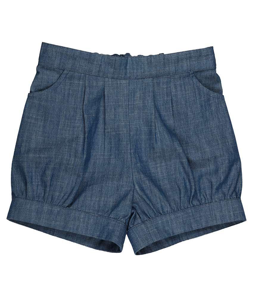 My Lil' Berry Blue Denim Shorts