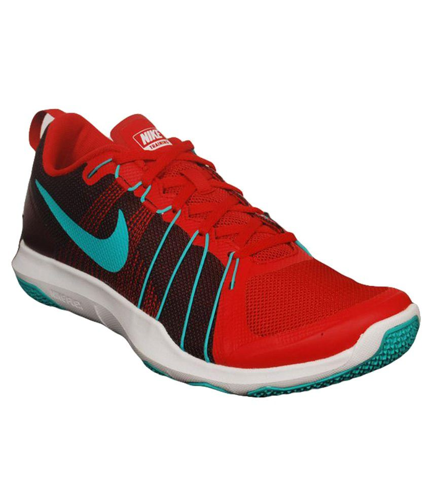 cc92757bda Nike Red Training Shoes - Buy Nike Red Training Shoes Online at Best Prices  in India on Snapdeal