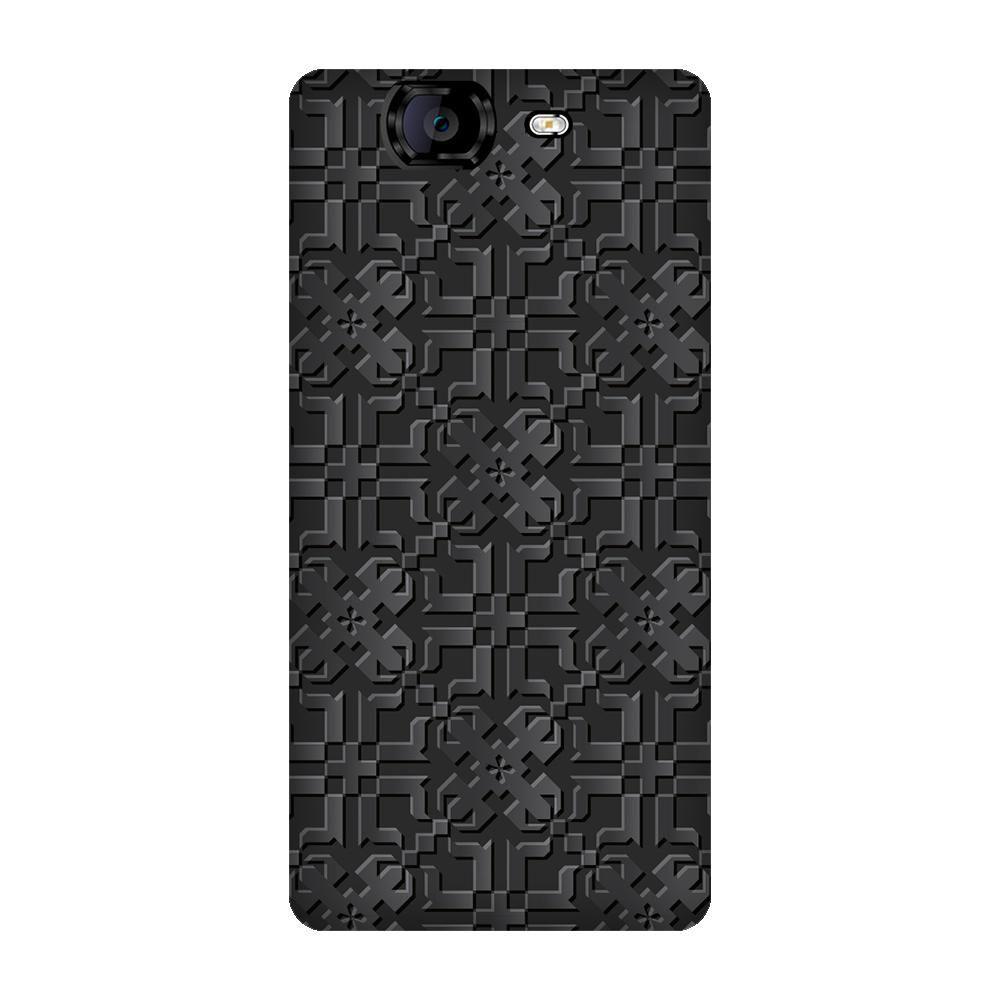 Micromax Canvas A350 Printed Cover By Armourshield