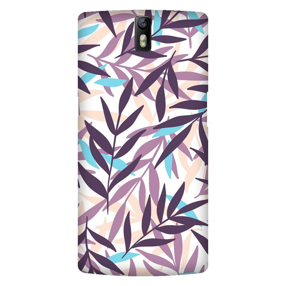 OnePlus One Printed Cover By Armourshield