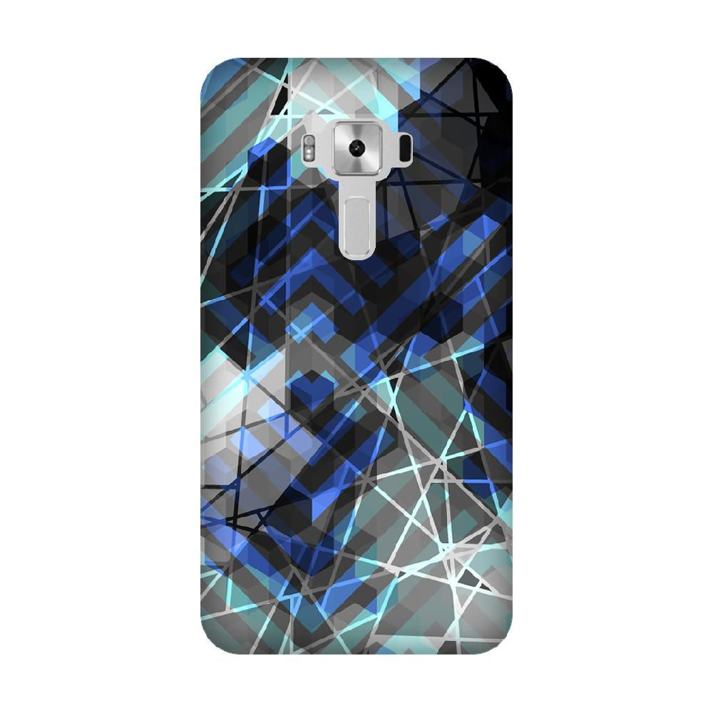 Asus Zenfone 3 Printed Cover By Armourshield
