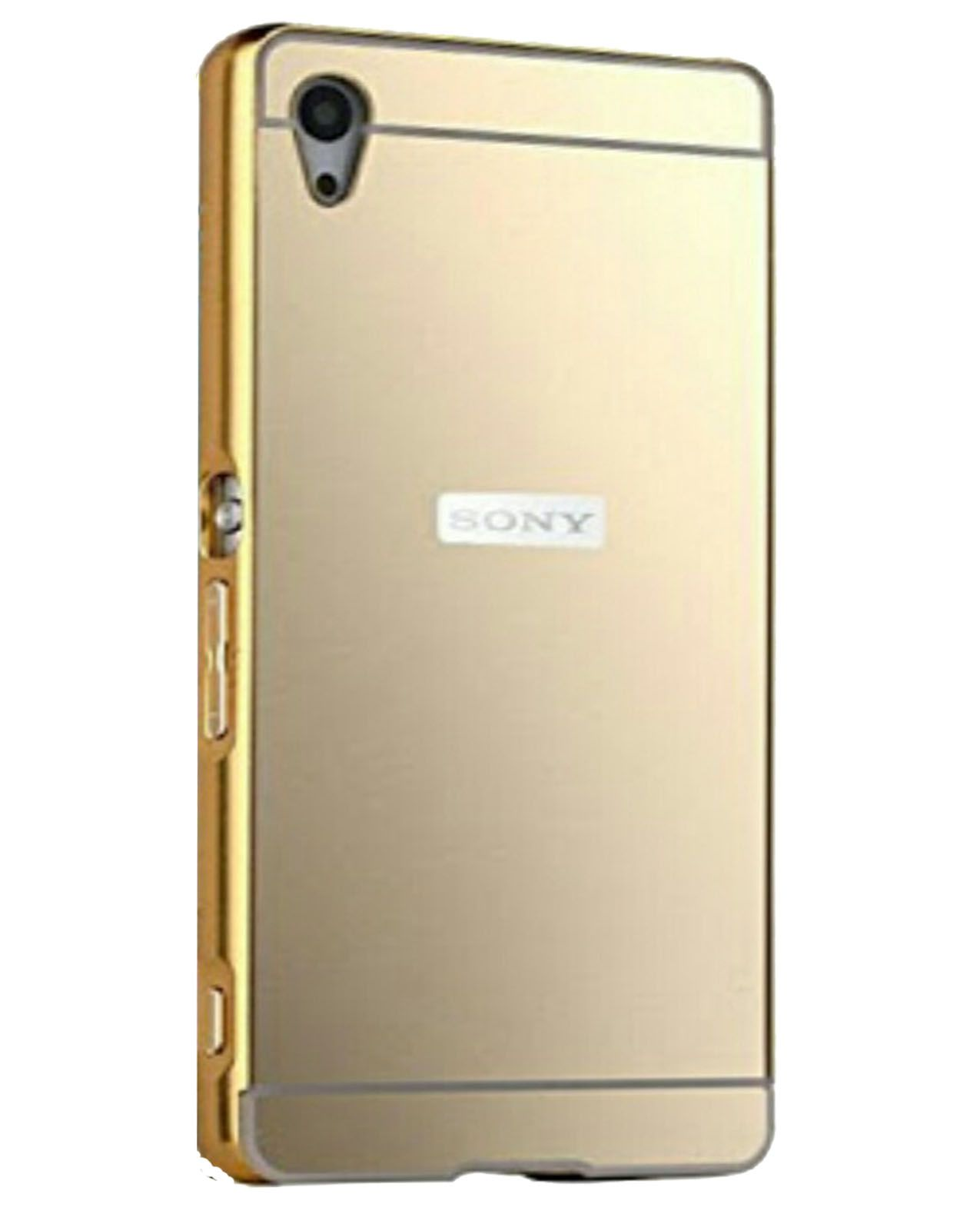Sony Xperia Z2 Cover by Alike - Golden