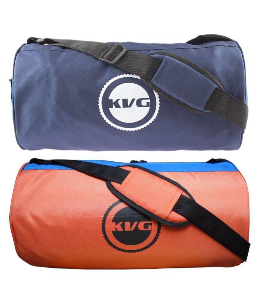 KVG Multicolour Gym Bag