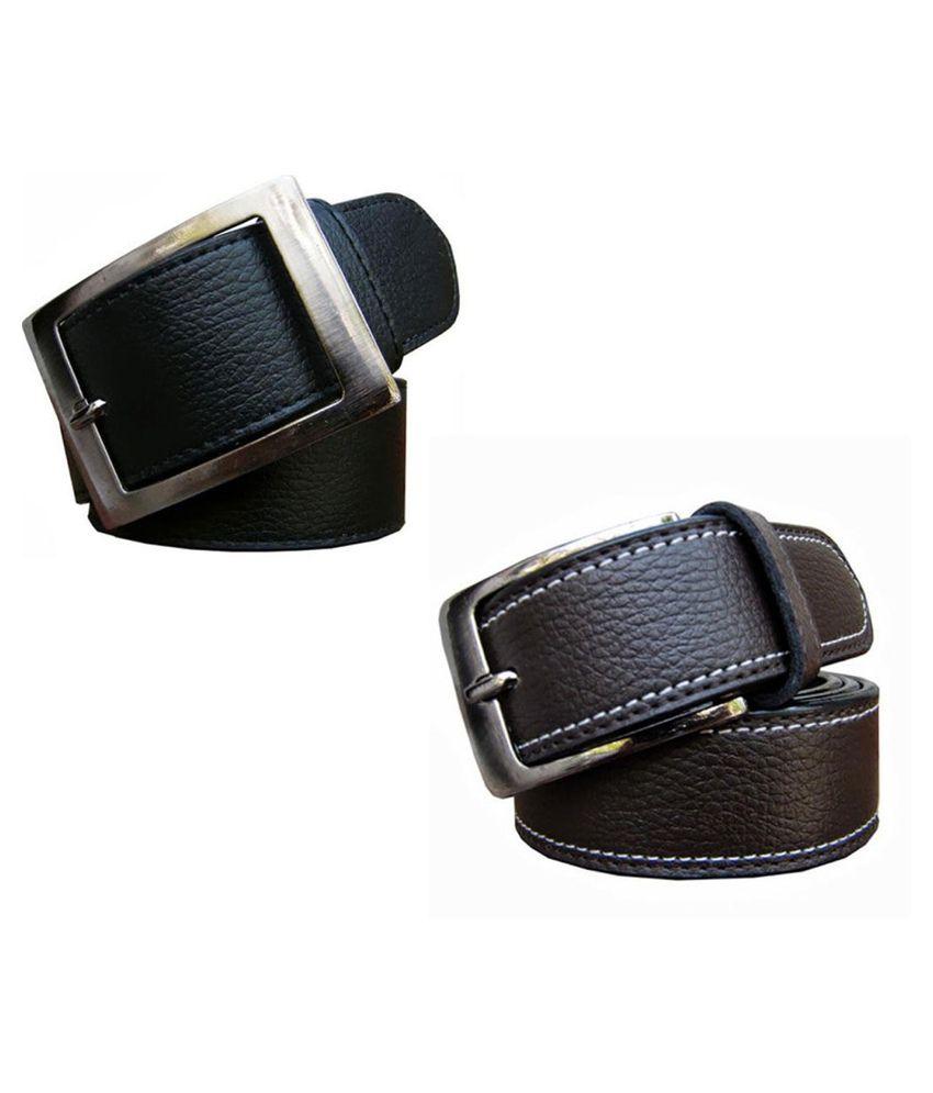 Winsome Deal Multi PU Formal Belts