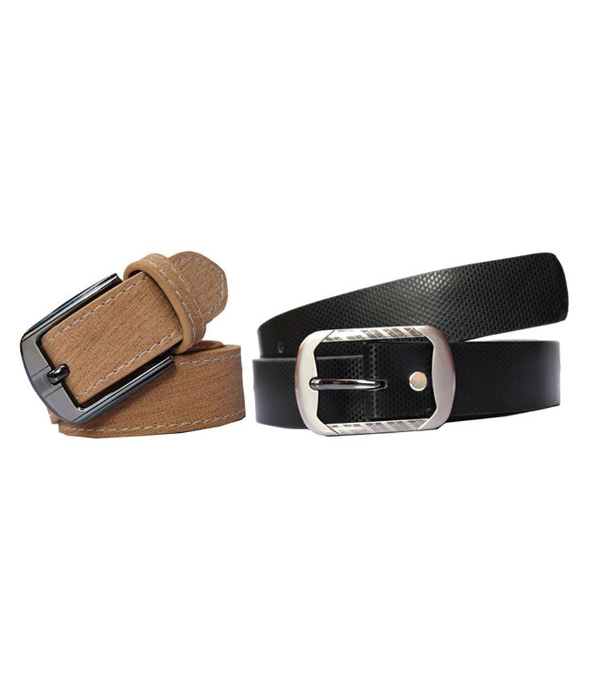 Winsome Deal Multi PU Formal Belts
