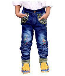 AD & AV Blue Denim Jeans