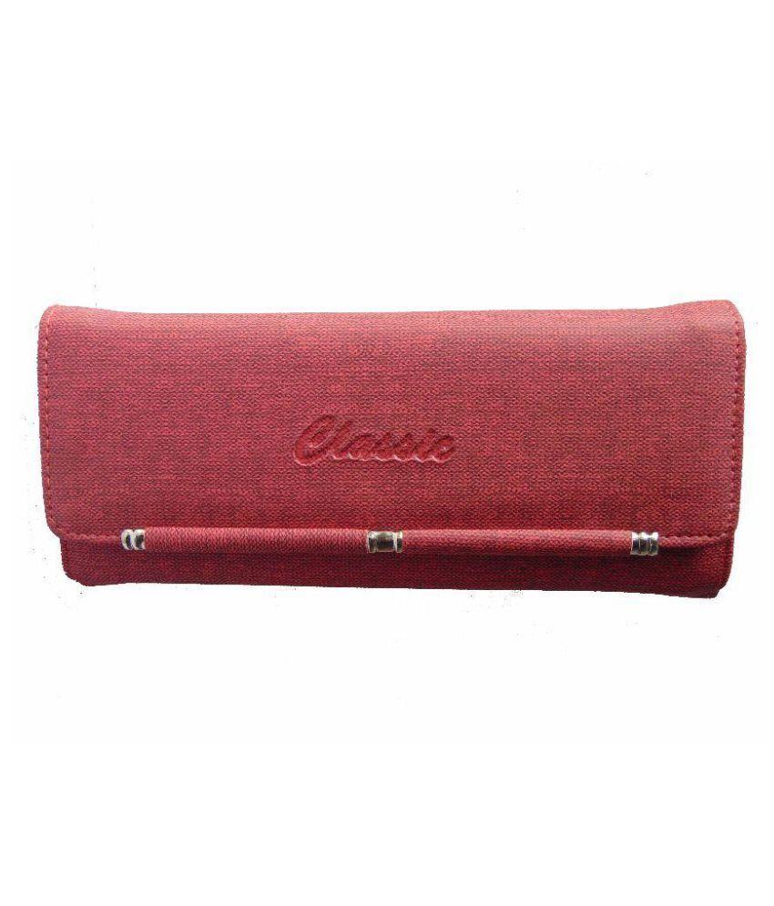 Alive Red Wallet
