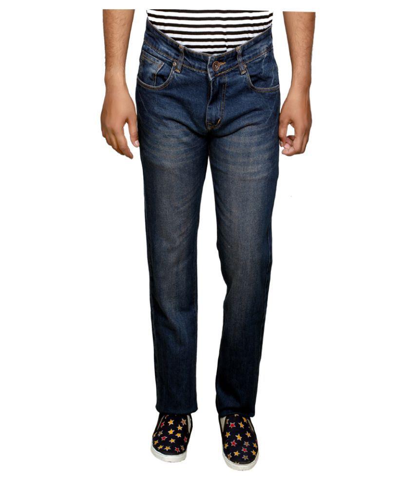 Pepe Jeans Blue Slim Basic