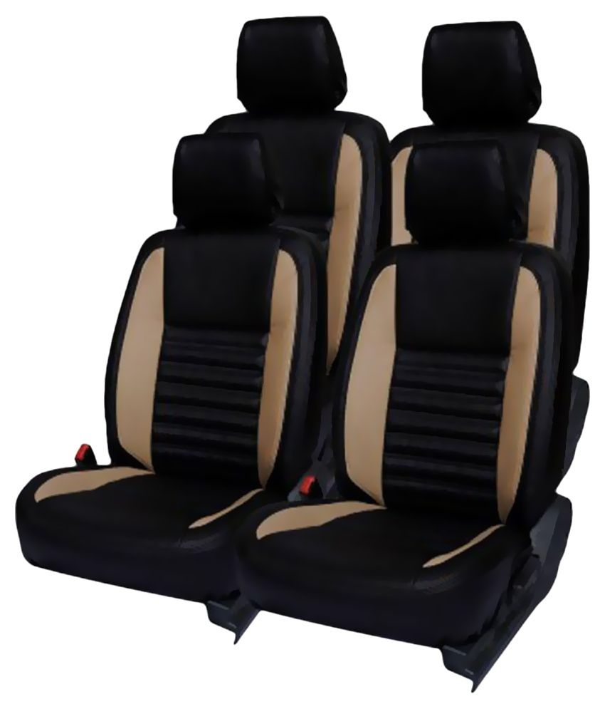 VINI 4 Car Seat Covers Available At SnapDeal For Rs3500