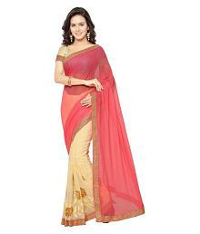 be0757e6c1b Lycra Saree - Buy Lycra Saree Online at Low Prices in India - Snapdeal