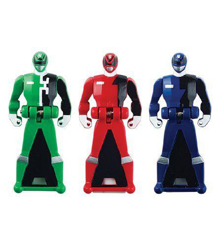 Power Rangers Spd Legendary Ranger Key Pack Redbluegreen Buy