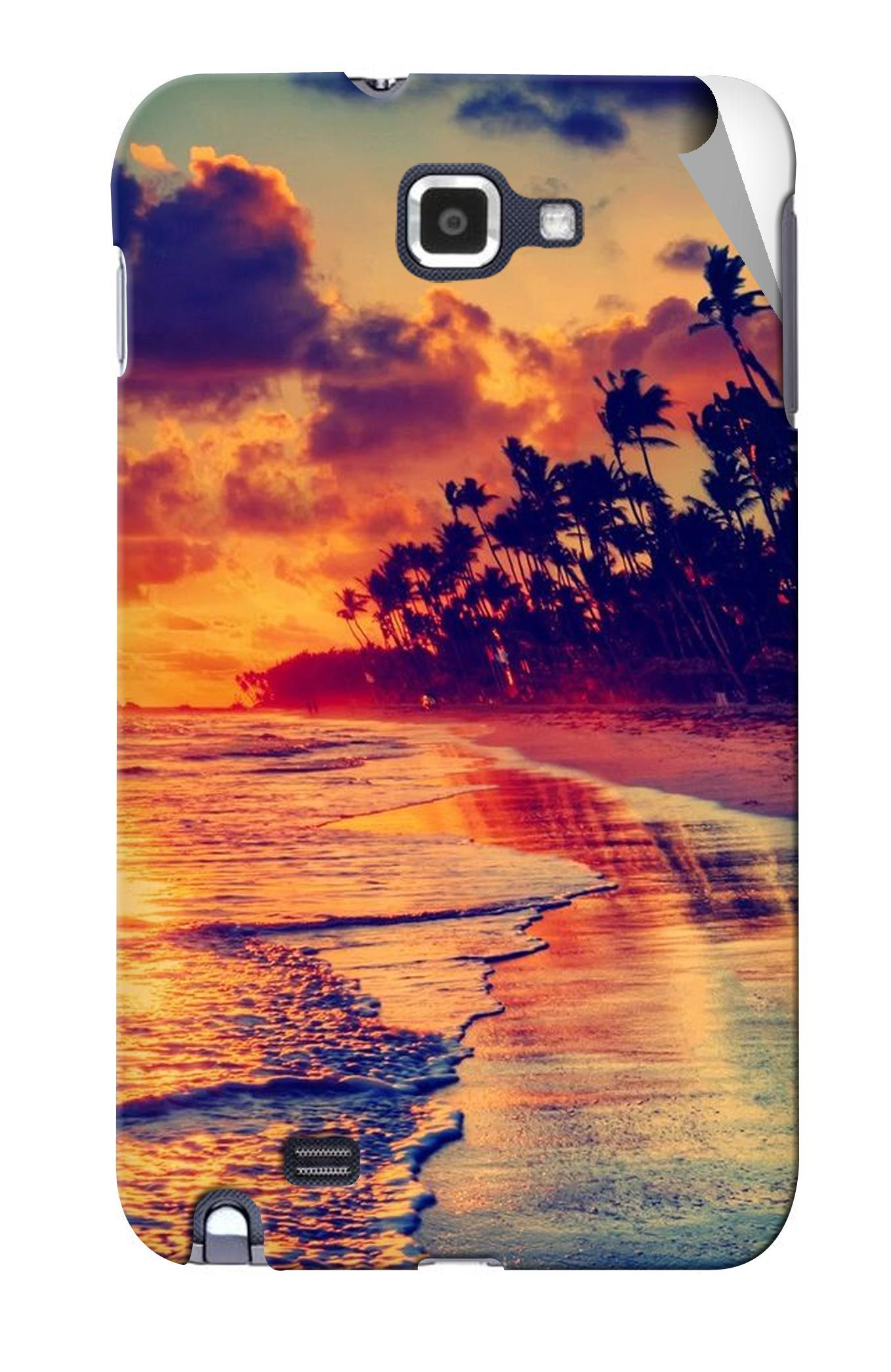 G.store Designer Skin Sticker For Samsung Galaxy Note 1
