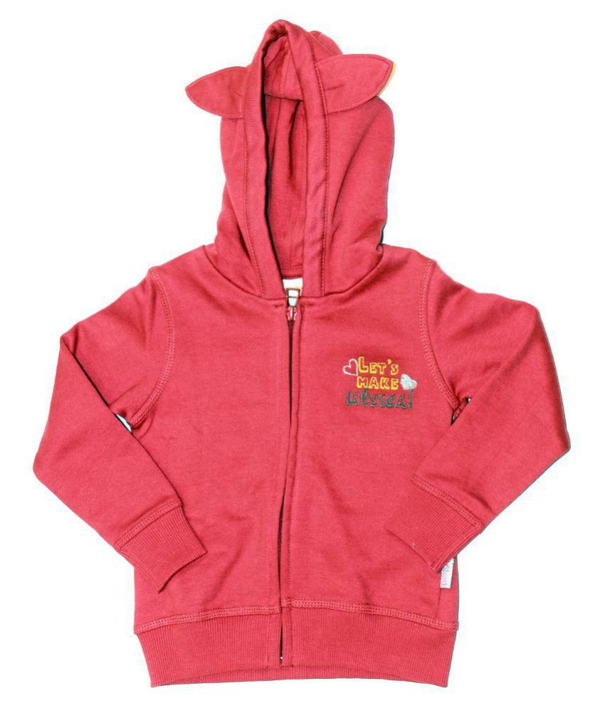 Babeezworld Red Jacket