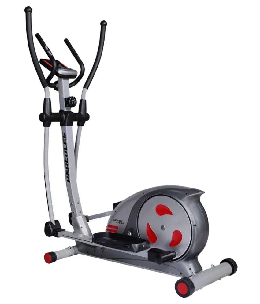 6e92355d261 Hercules Fitness EL20 Elliptical Trainer - Multicolour Hercules Fitness  EL20 Elliptical Trainer - Multicolour
