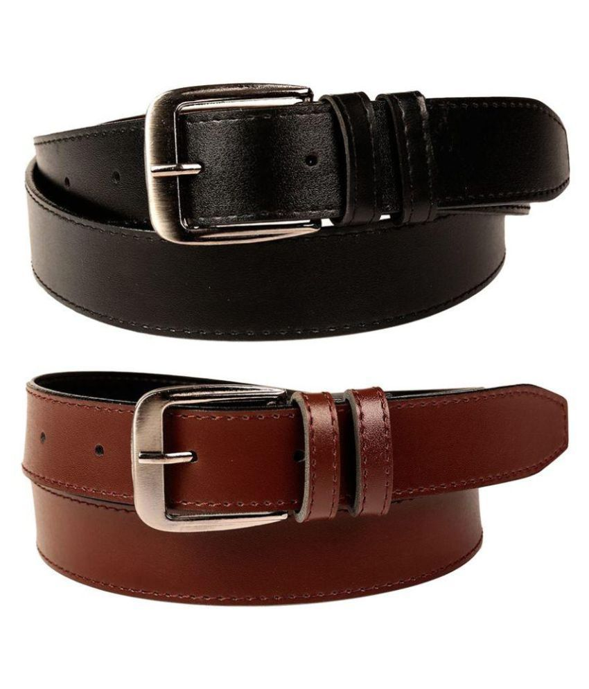 Master Club Multi Faux Leather Casual Belts