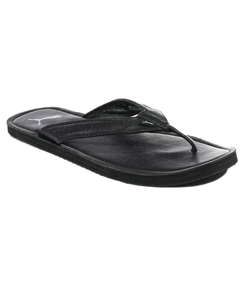 Puma Java Black Thong Flip Flop Price in India- Buy Puma Java Black Thong Flip  Flop Online at Snapdeal 26b69d2dfd