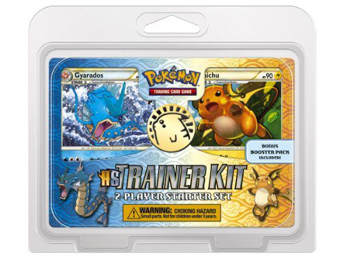Pokemon Trading Card Game: HeartGold SoulSilver Trainer ...