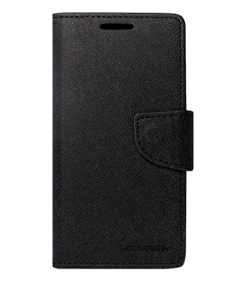 uk availability 149d6 5ab8c Samsung Galaxy Note 2(N7100) Flip Cover by GVC - Black - Flip Covers ...