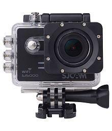 Mobilegear SJCAM SJ5000 14 MP WiFi 1080P Full HD Waterproof Digital Action Camera With Video Lapse & Photo Lapse
